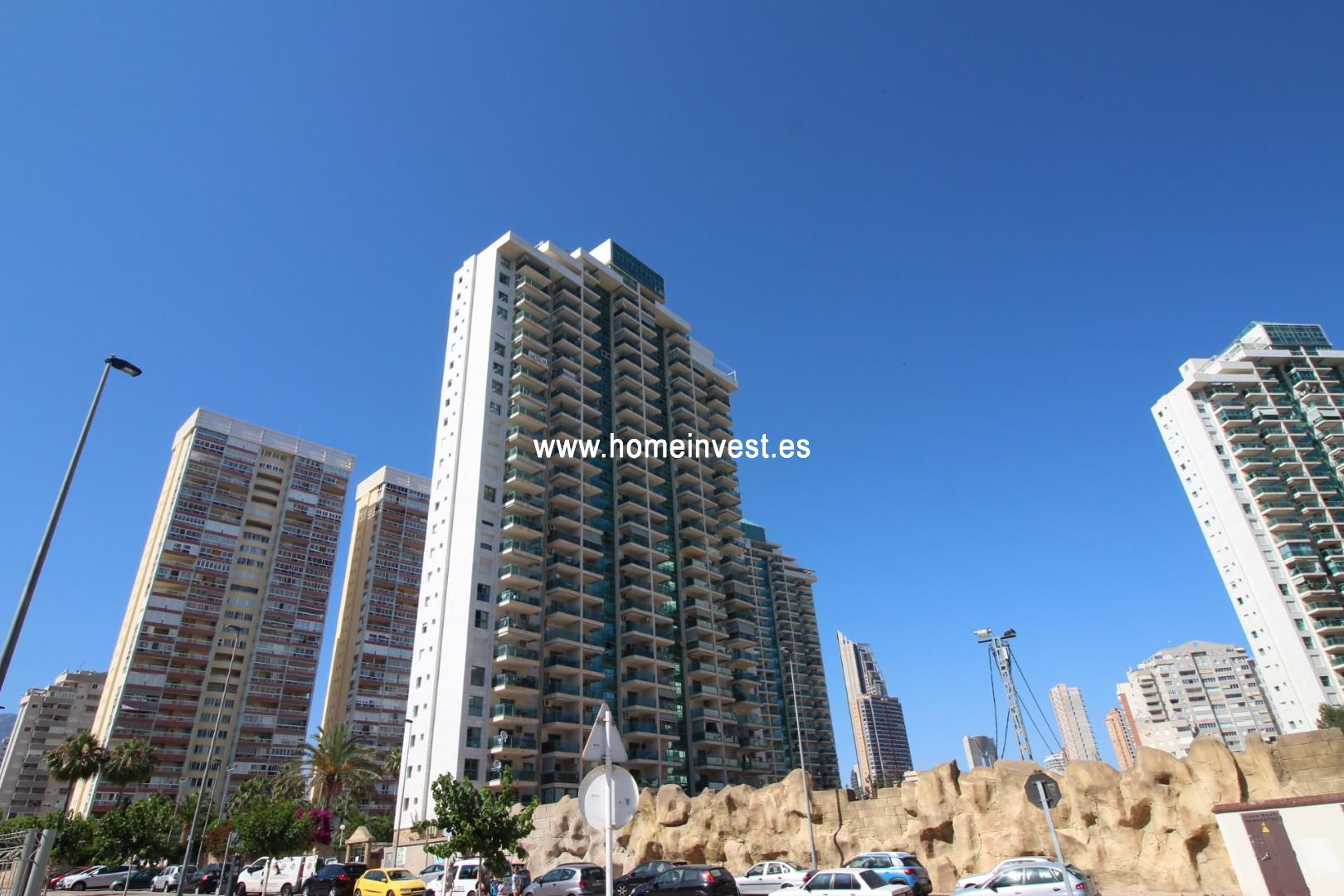 APARTMENT EN FINESTRAT